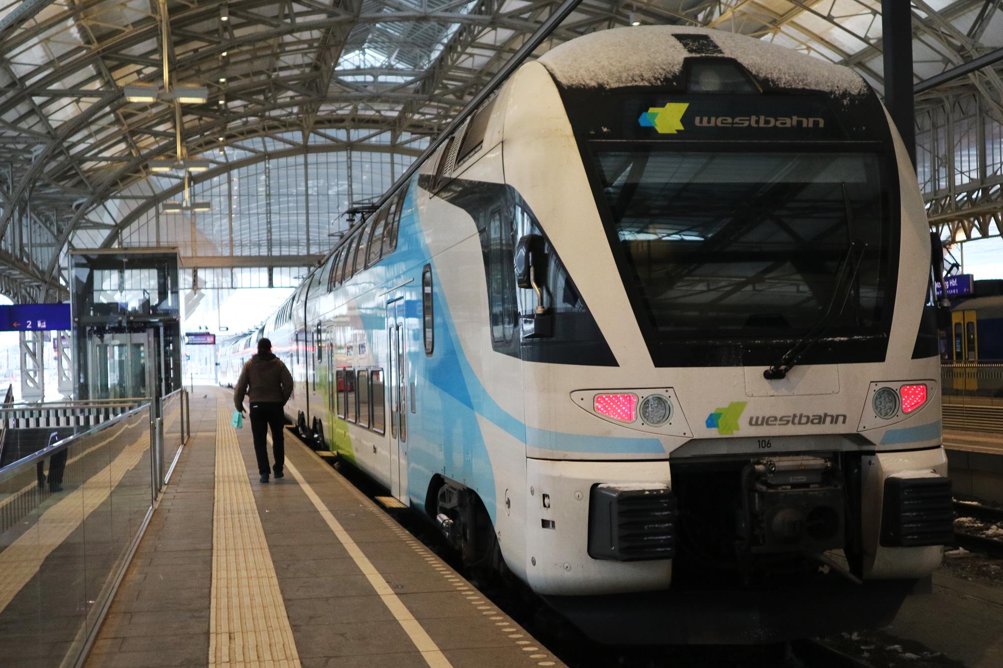 ヴェストバーン(westbahn)車両